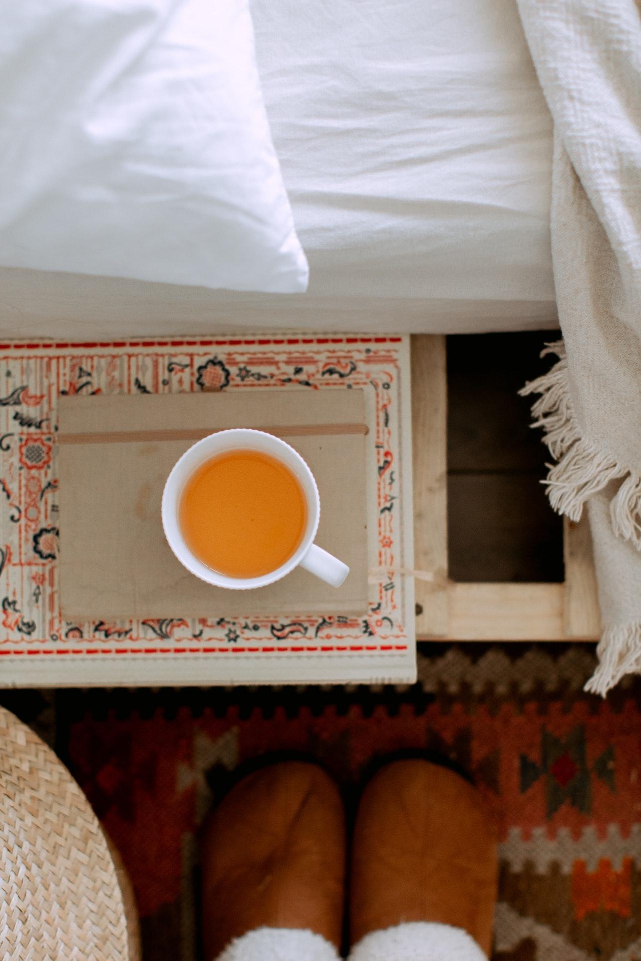 le thé de chanvre CBD 3